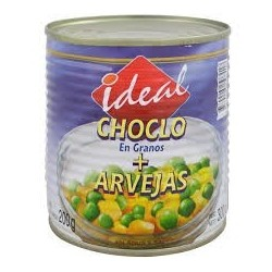 CHOCLO + ARVEJAS IDEAL 300G