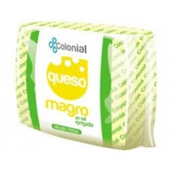 QUESO MAGRO SIN SAL...
